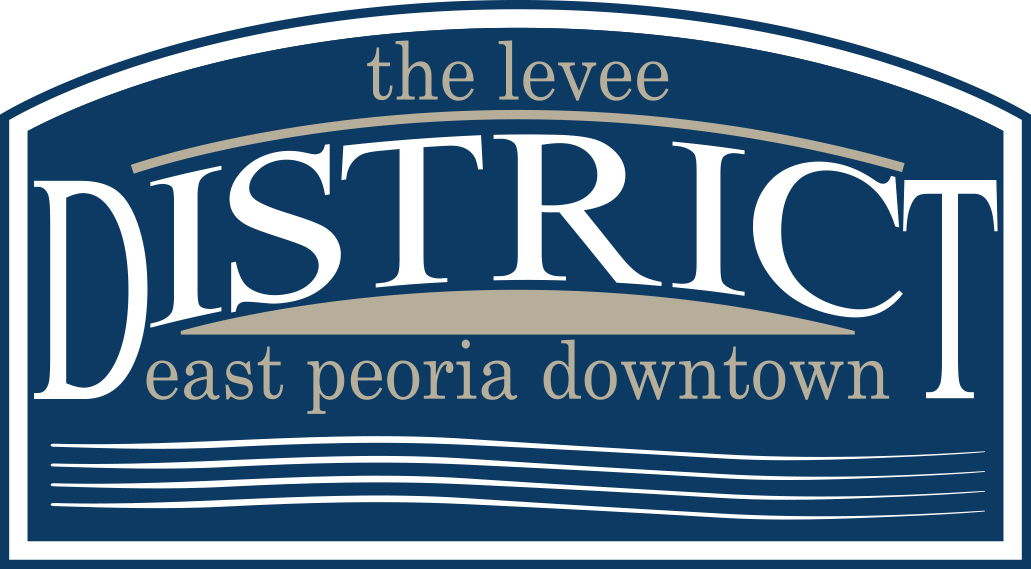 The Levee District logo